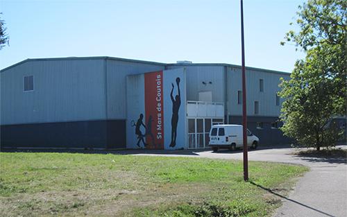 Salle omnisports Saint Mars de Coutais