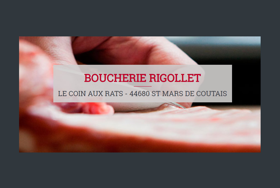 Boucherie Rigollet