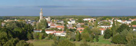Bourg St Mars de Coutais
