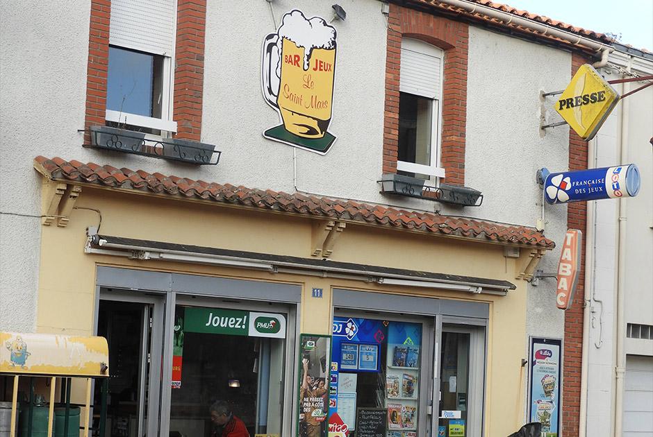 Café Tabac «Le Saint Mars»