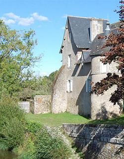 Château St Mars de Coutais 44 Loire Atlantique