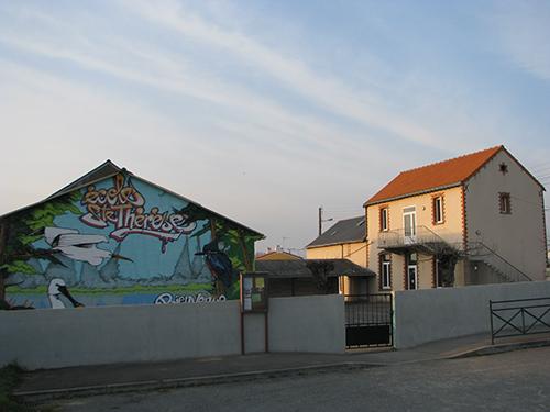 Ecole privée Sainte Thérèse à St Mars de Coutais