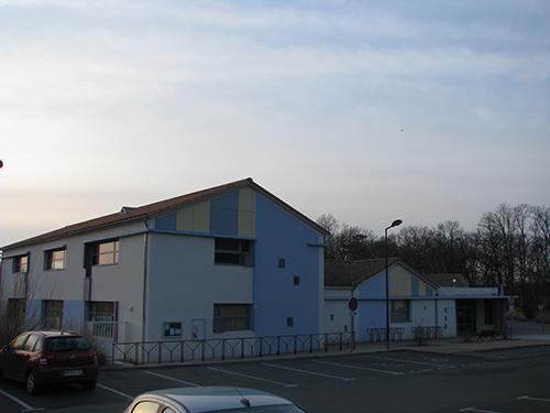 Ecole publique Delaroche St Mars de Coutais