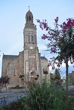 Eglise Saint Mars de Coutais Loire Atlantique 44