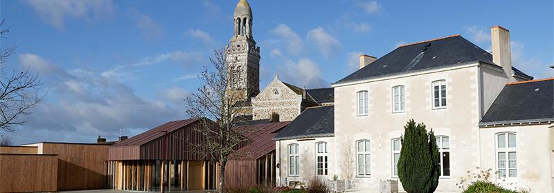 Mairie St Mars de Coutais Salle Saint Marine