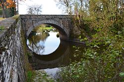 Pont saint mars de Coutais Le tenu