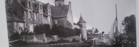 Port de Saint Mars de Coutais 19ème siècle