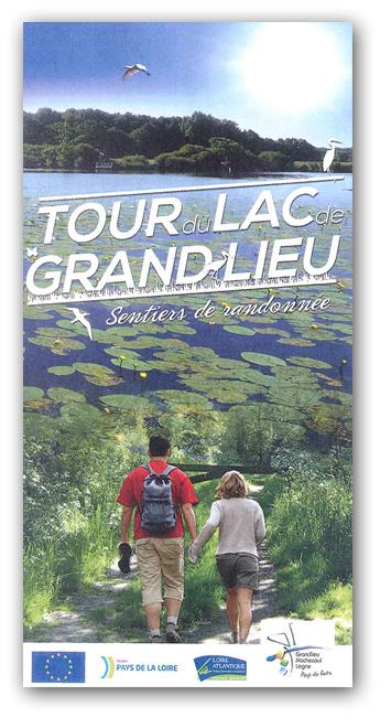 Randonnées Tour du Lac de Grand-Lieu