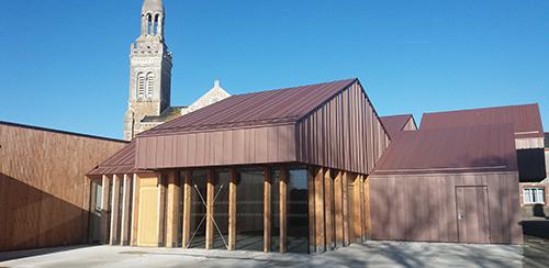 St Mars de Coutais - Salle Saint Marine