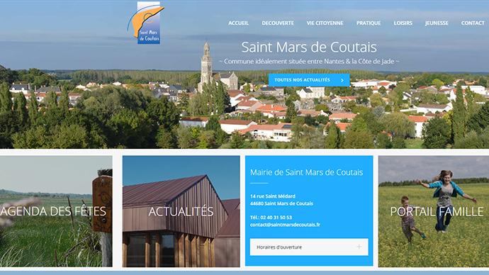 site internet saint mars de coutais
