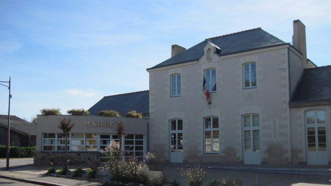 Mairie Accueil St mars de coutais