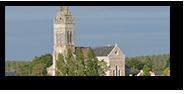 Eglise Nantes Sud Loire St Mars de Coutais