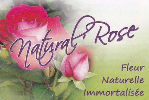 NATURAL' ROSE