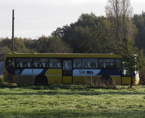 Transports scolaires St Mars de Coutais ALEOP