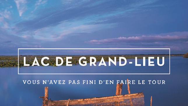 Lac de Grand Lieu St Mars de Coutais 44680 près de Bouaye et Port Saint Père