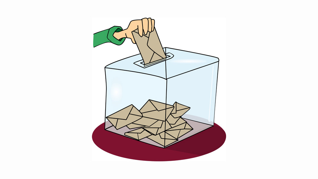 Urne convocation électeurs St Mars de Coutais