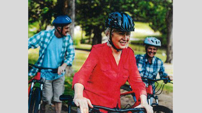 Vélo pour tous Saint Mars de Coutais - juin 2021